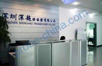 ultrasound probe manufacturer
